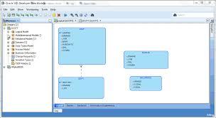 tutorial oracle data modeler oracle sql developer data modeler using displays oracle数据库