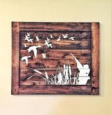 duck decorations home duck hunting home decor home decorators catalog clocks mindfulsodexo