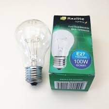 100w clear incandescent light bulb high quality clear light bulb 40w 60w 75w 100w clear incandescent