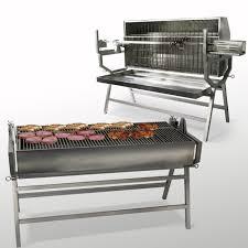 cuisine design rotissoire rôtissoire grill barbecue multifonction méchoui agneau cochon