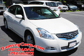 nissan altima for sale in nj used 2010 nissan altima for sale west milford nj