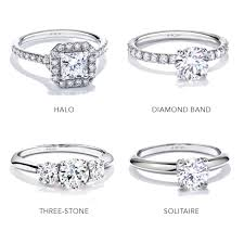 wedding ring designs for how engagement ring design affects value hearts on