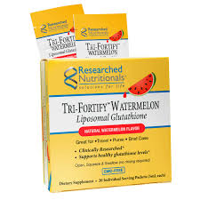 bentley watermelon tri fortify watermelon liposomal glutathione 20 u0027s the natural