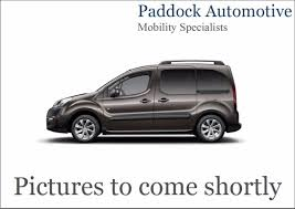 peugeot automatic cars for sale used peugeot partner tepee 16 e hdi 92 s automatic disabled