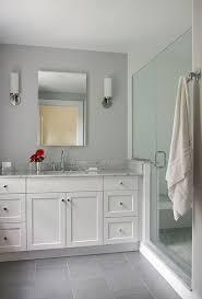 Light Gray Bathroom Tile Gray Bathroom Ideas For Relaxing Days And Interior Design Light
