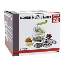 moulin cuisine moulin a legume multi usage 19 cm 5 lames cuisine achat vente