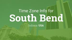 Time Zone Map Indiana by Daylight Saving Time Dates For Usa U2013 Indiana U2013 South Bend Between