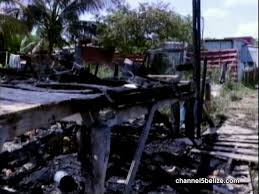 what started holy emmanuel arson channel5belize