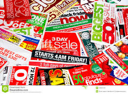 sale advertising papers royalty free stock photos image 15592418