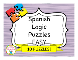 logic puzzles easy by sombra1230 teaching resources tes