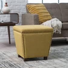 storage ottomans on hayneedle storage footstool