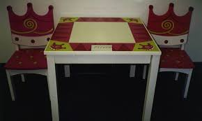 Princess Table And Chairs Cpsc Pj Toys Announce Recall Of Children U0027s Furniture Sold At