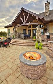 Outdoor Paver Patio Ideas by 471 Best Perfect Patios Images On Pinterest Patios Photo