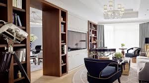 Living Room Furniture Hong Kong Director Suite Luxury Hotel Hong Kong The Langham Hong Kong