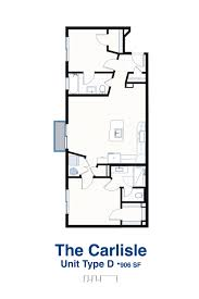 carlisle homes floor plans nob hill condo