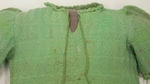 green sweater a cherished object kristine keren s green sweater curators