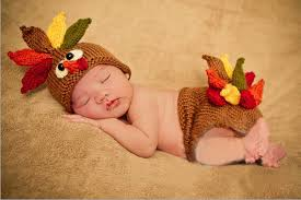 baby turkey thanksgiving baby handmade knitting crochet knit thanksgiving turkey