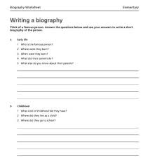 biography interview questions for high school students 45 biography templates exles personal professional