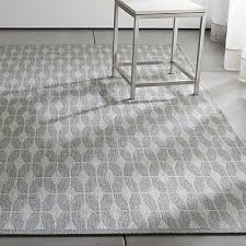 Grey Outdoor Rugs Crate Barrel Aldo Dove Grey Indoor Outdoor Rug Dove Grey