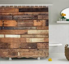 rustic farmhouse shower curtain barn bathroom additional tips to
