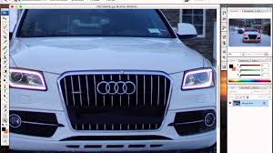audi q7 front license plate bracket how to remove front license plate w photoshop
