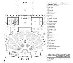 Catholic Church Floor Plans St John Neumann Catholic Church Faith In Our Future Info
