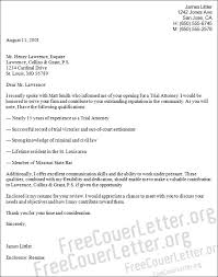 attorney cover letters tax return cover letter create my cover