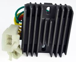 voltage regulator rectifier rmstator