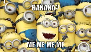 Minions Banana Meme - minions banana valorebooks blog
