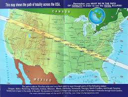 Time Map Usa by Get Eclipsed The Complete Guide To The American Eclipse