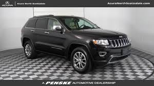 jeep cherokee black 2015 2015 used jeep grand cherokee 4wd 4dr limited at scottsdale aston