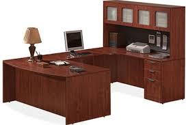 new u shape desk
