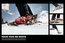 latest volvo commercial volvo ambient advert by tbwa ski boots ads of the world