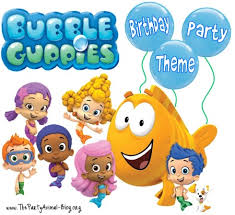 bubble guppies birthday party theme thepartyanimal blog