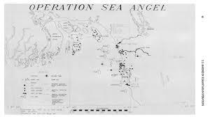 Lbl Map Map Of Operation Sea Angel U S Joint Amphibious Task Force