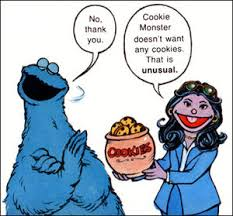 is cookie monster now the veggie monster muppet wiki fandom