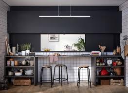 cuisine passe plat une cuisine ouverte qui sert de passe plat leroy merlin