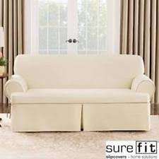 sofa slipcovers in white grey black red stretch 3 piece ebay