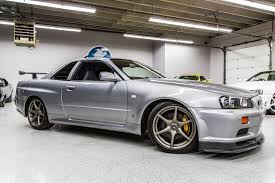 nissan skyline find of the week 1999 nissan skyline r34 gt r autotrader ca