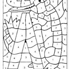 free printable paint by numbers for adults az coloring pages free