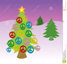 peace sign tree royalty free stock image image 27212336