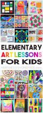 36 elementary art lessons for kids elementary art art lessons