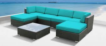 Outdoor Sectional Sofa Outdoor Furniture Luxxella Outdoor Patio Wicker Mallina 7pc