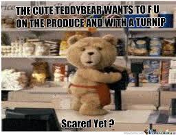 Teddy Bear Meme - the cute teddy bear by aaronrodgers12 meme center