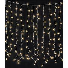 hillis curtain 6 ft string lights reviews allmodern