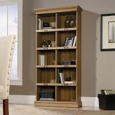 Sauder 5 Shelf Bookcase by Barrister Lane Tall Bookcase 414725 Sauder