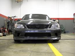 lexus is300 tail lights ggp is300 new amuse lip and roof spoiler pics lexus is forum