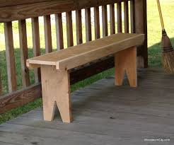 simple bench plans woodwork city free woodworking plans