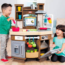 Kitchens For Toddlers by Cook And Learn Smart Kitchen Little Tikes