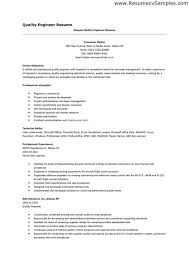 software qa cover letter cover letter for software quality